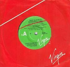 "MIKE OLDFIELD - WONDERFUL LAND - 7"" 45 VINYL RECORD - 1980"