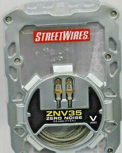 Streetwires ZNV35 V Video 3.5 Meter 11.5 Feet Long New
