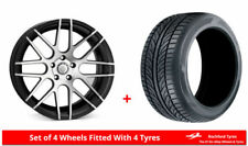A4 Cades Wheels with Tyres 5 Number of Studs