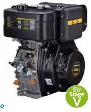 Motore LONCIN completo diesel albero orizzontale cilindrico 25x80 462 cc 10 HP