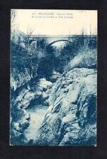 CPA BELLEGARDE - Perte du Rhône et sa sortie du gouffre au pont de Lucey