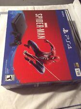 Sony Playstation 4 Spider Man Bundle