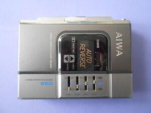Aiwa Walkman HS-G101, 4 Band Graphic Equalizer Geq