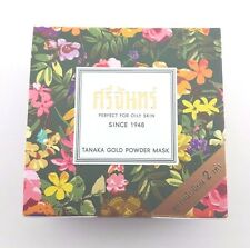Srichand Tanaka Gold Powder Mask Face Perfect For Oily Acne Skin Size 14g