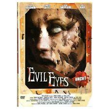 Evil Eyes Uncut - Horror - DVD - NEU