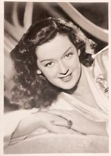 VINTAGE RARE PUBLICITY PHOTOGRAPH OF ROSALIND RUSSELL MOVIE ACTRESS TV SINGER