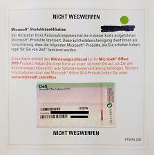 MS Office 2010 Professional Pro Vollversion PKC Deutsch OEM multilingual MUI
