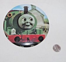 Thomas & Friends Railway Train Tank Engine Percy the Small Engine No. 6 Button