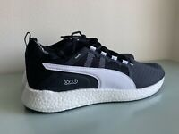 New Puma NRGY Neko Turbo Size 10.5 Men's Shoes Sneakers Black White Running