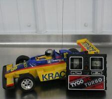 New ListingRare 1987 Tyco R/C Indy Turbo Kraco Michael Andretti Remote radio control car