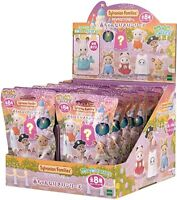Sylvanian Families Doll Baby Collection Narikiri Series BOX 16 Pack