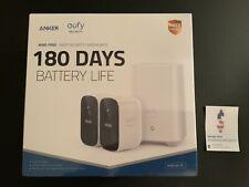 Eufy Security Eufycam 2C 2 Cam Kit Wireless Home System W 180 Day Battery Life