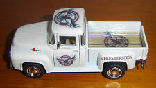 Custom Manly Warringah Sea Eagles 1956 Ford F-100 ute 1/38 scale 120mm long new