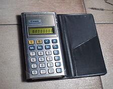 Calculatrice Calculator Canon Palmtronic LC 82 M
