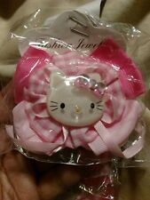 Hello kitty elastic hair bow