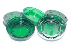 "Turkey Call Friction Pots Green for 3.63 Slate or Glass 3"" Sound Board (5 Pack)"