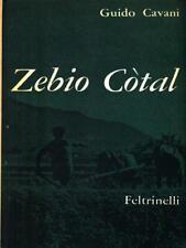ZEBIO COTAL  CAVANI GUIDO FELTRINELLI 1961