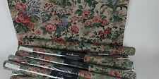 6 Double Rolls RALPH LAUREN Wallpaper Tan Floral Birds RLWP329 UNOPENED