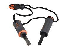 Gerber Bear Grylls Survival Series Fire Starter + Emergency Whistle Kit, Camping