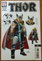 Thor #3 (2020) 3rd Print Cover Marvel Cates  Nic Klein Design