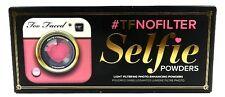 Too Faced Selfie Powders  (BNIB)  100% Authentic
