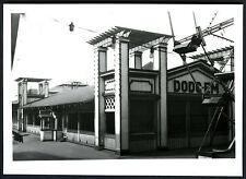 "c.1930s SAN FRANCISCO PLAYLAND AMUSEMENT PARK DODG'EM BUMPER CAR RIDE~5x7"" PHOTO"