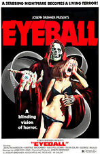 Eyeball - 1975 - Movie Poster