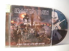IRON MAIDEN - 1 CD - A MATTER OF LIFE AND DEATH- (PP20)