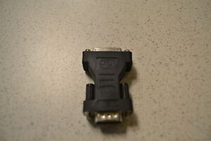 Inland VGA Male To Dvd-I Female Adapter Very Good