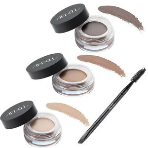 Ardell Eye Brow Pomade  gel one easy-to-use, Medium Brown or Soft Black
