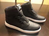 New Nike Air Jordan 1 Nova XX Black Sneaker Shoes Size US 9