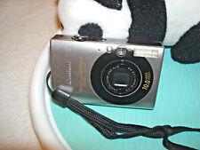 Canon PowerShot Digital ELPH SD770 IS Silver 10.0MP Digital Camera