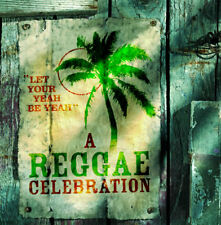 Let Your Yeah Be Year Reggae Music 2 CD - New Sealed
