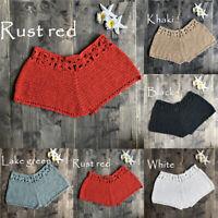 Women Casual Sexy High Waisted Short Mini Knitwear Slim Beach Shorts Hot Pants