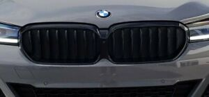 BMW G30 F90 LCI 5-Series Genuine Black Shadow Line Front Grille 2021+ NEW