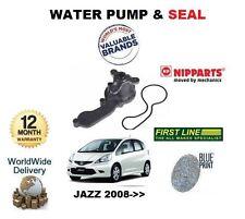 PARA Honda Jazz 1.3 hybrid 2008- > Bomba de Agua Nueva Junta sellado