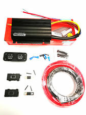 REDARC BCDC1240D DUAL BATTERY ISOLATOR SYSTEM DC TO DC MPPT INSTALL KIT - RGFC