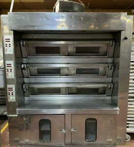 Guyon Stone Deck Oven
