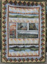 Big Sky Country Quilt Kit  60x82  Elk, Bear, Eagle