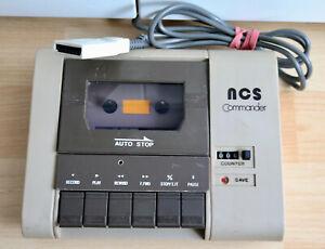 Ncs Commander Datenrekorder, Commodore C64/C128, Used #20