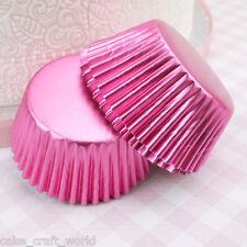 PME Metallic Pink Cupcake Cases, Pack of 30