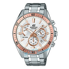 Brand New Casio Edifice EFR-552D-7A Stainless Steel Watch