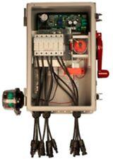 Midnite Solar, Mnpv6 Combiner Box W/Mc4 and Spd