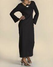Ashro Cleopatra Knit Dress XL  African Attire black NWT