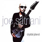 Joe Satriani - Crystal Planet (CD, Mar-1998, Epic (Canada))