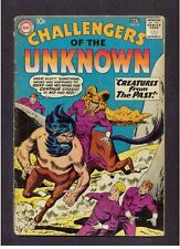 Challengers of the Unknown 13, DC 1960, Not Rated