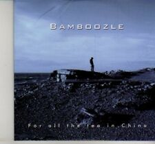(DI328) Bamboozle, For All The Tea In China - 2012 DJ CD