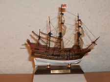 Sammlung Collection Schiffsmodell SANTISIMA MADRE aus Kunststoff und Holz #2