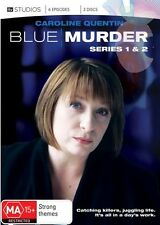 Blue Murder : Series 1-2 (DVD, 2007, 3-Disc Set)