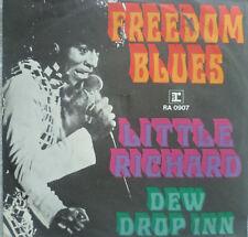 "7"" 1970 RARE! LITTLE RICHARD : Freedom Blues // VG+? \"